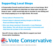 Eltham Conservative Association