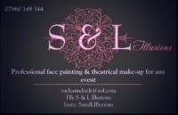 S&L Illusions Facepainting